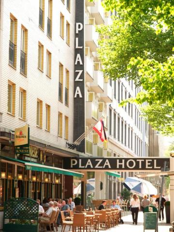 Berlin Plaza Hotel am Kurfürstendamm