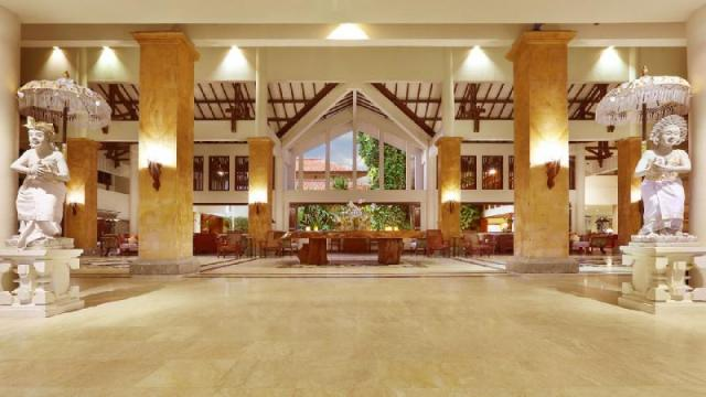 Grand Mirage Resort & Thalasso Bali Hotel 5*