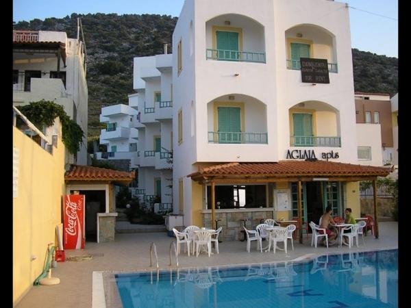 Aglaia Apartments