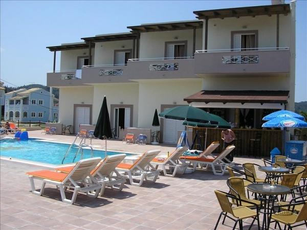 Corfu Inn Apartments