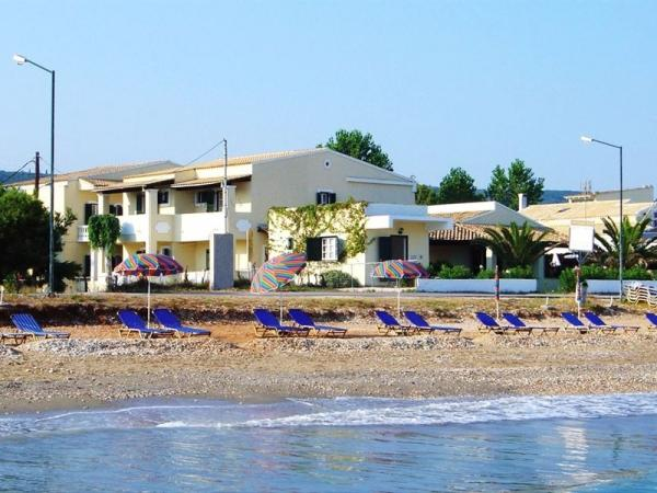 Beach Front Salvanos Apartments