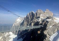 Látogatás Hallstattba, és a Dachstein-i gleccserhez