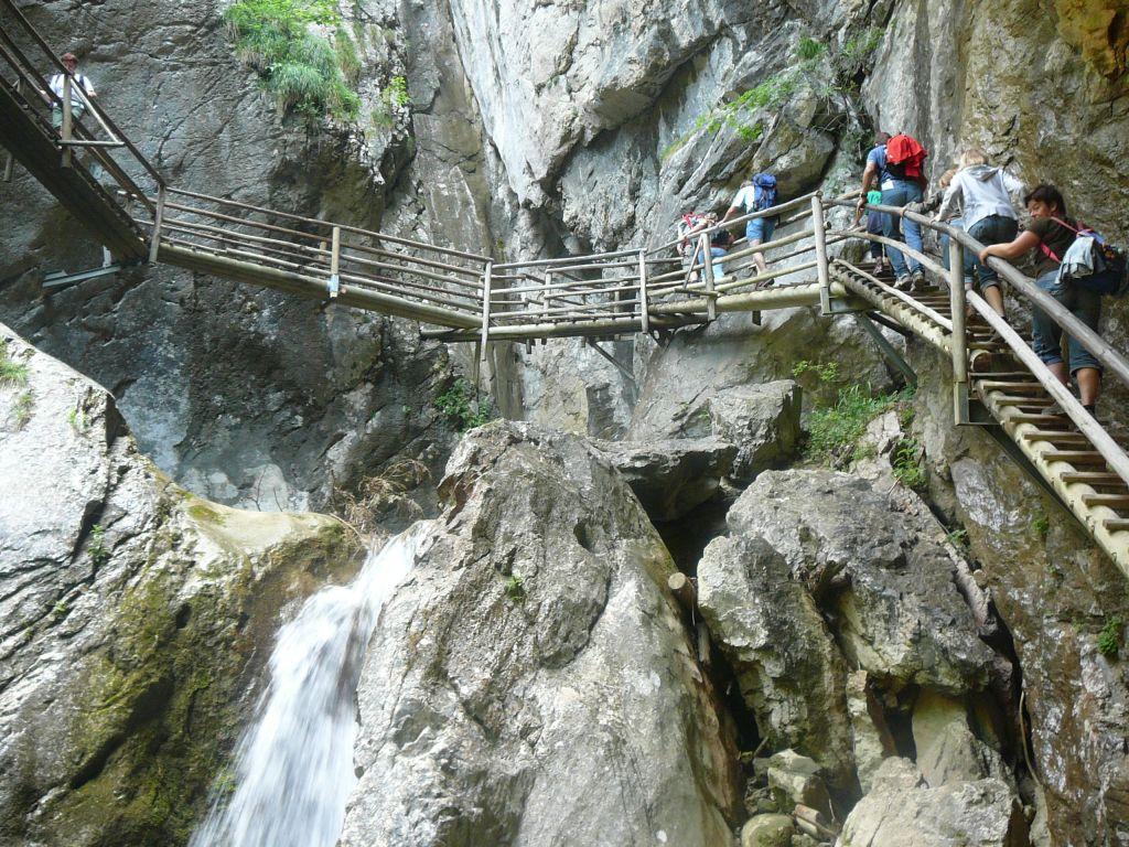 Medve-szurdok – az osztrák Alpok egyik legszebb túrázó helye!