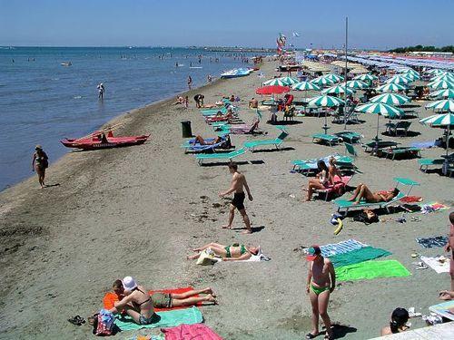 Fürdőzés az olasz Adrián! Grado, az Adria arany szigete!