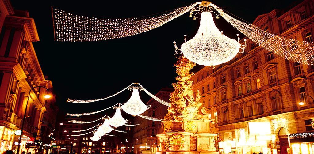 Csillogó advent Bécsben