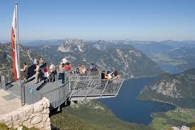 5 Fingers - Ausztria - Dachstein legújabb kilátója és a csodaszép Hallstatt