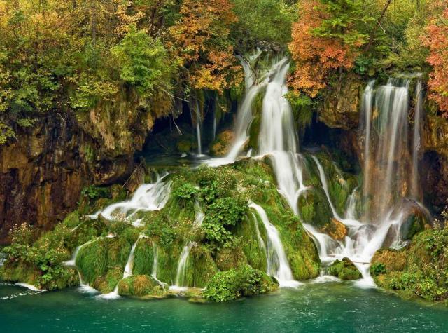 Horvátország gyöngyszeme - Plitvicei - tavak