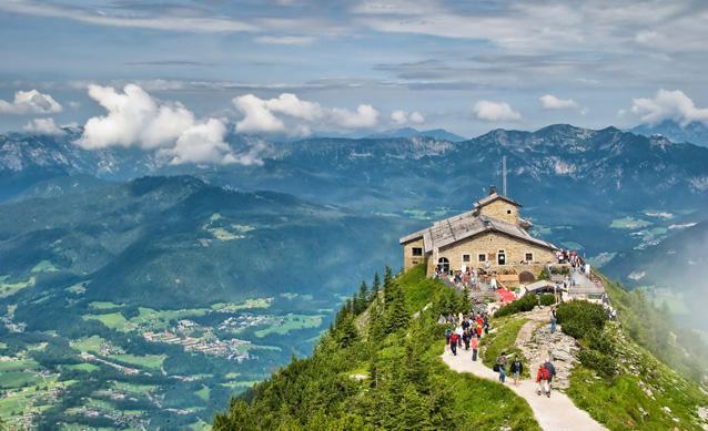 Salzburg - Hallstatt - Bad Ischl és a Sasfészek (Berchtesgaden)