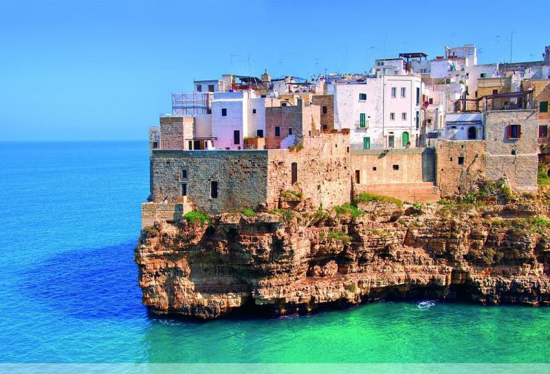 Az olasz csizma sarka Puglia   TDM Utazási Iroda