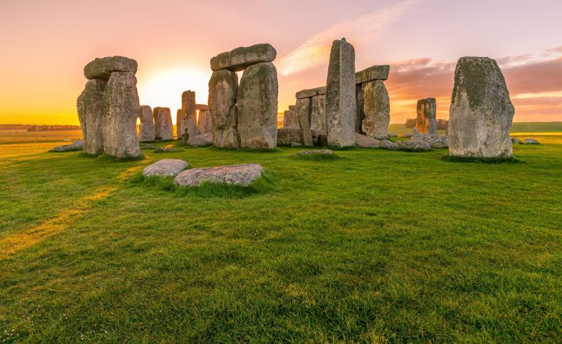 London - Oxford - Stonehenge - busszal