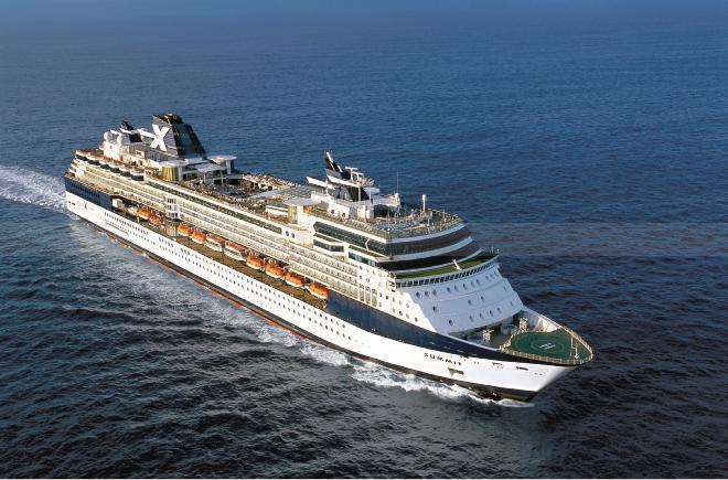 Celebrity Summit  - KANADA / NEW ENGLAND