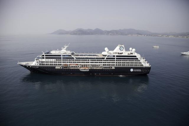 Azamara Pursuit - ATLANTI-ÓCEÁNON ÁT
