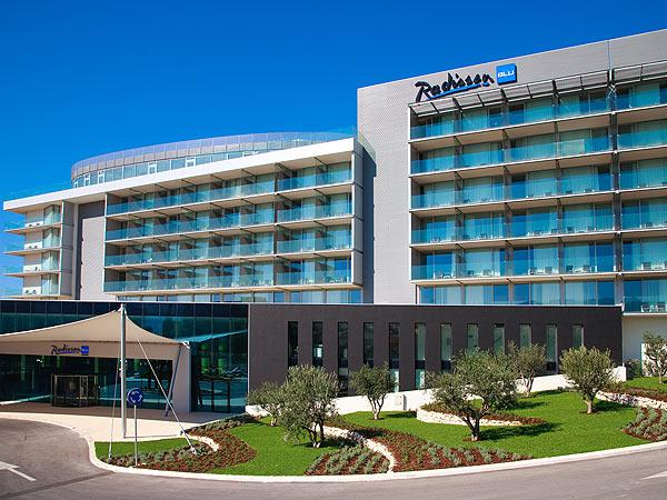 Hotel Radisson Blu Resort