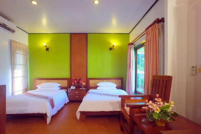 Hotel Arayaburi Boutique Resort Koh Samui (Samrong Beach)