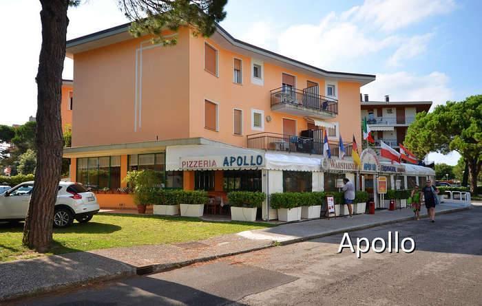 Appartamenti Apollo Scala Ca Cividale Bibione Bibione Spiaggia