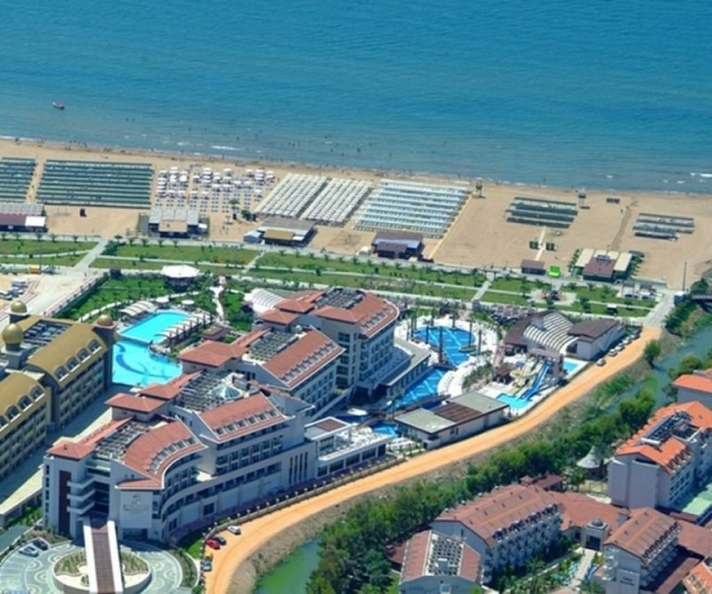 Sunis Evren Beach Resort Hotel