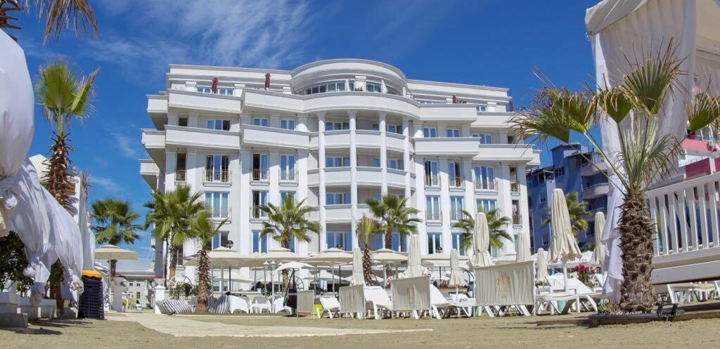 Palace Hotel And Spa Durres