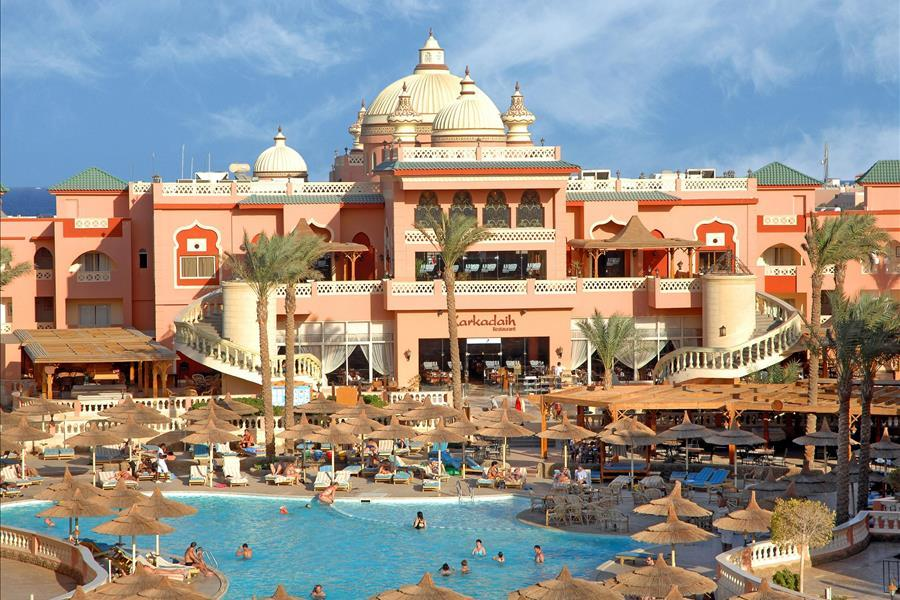 Pickalbatros Sea World Resort (Kairó - Hurghada)