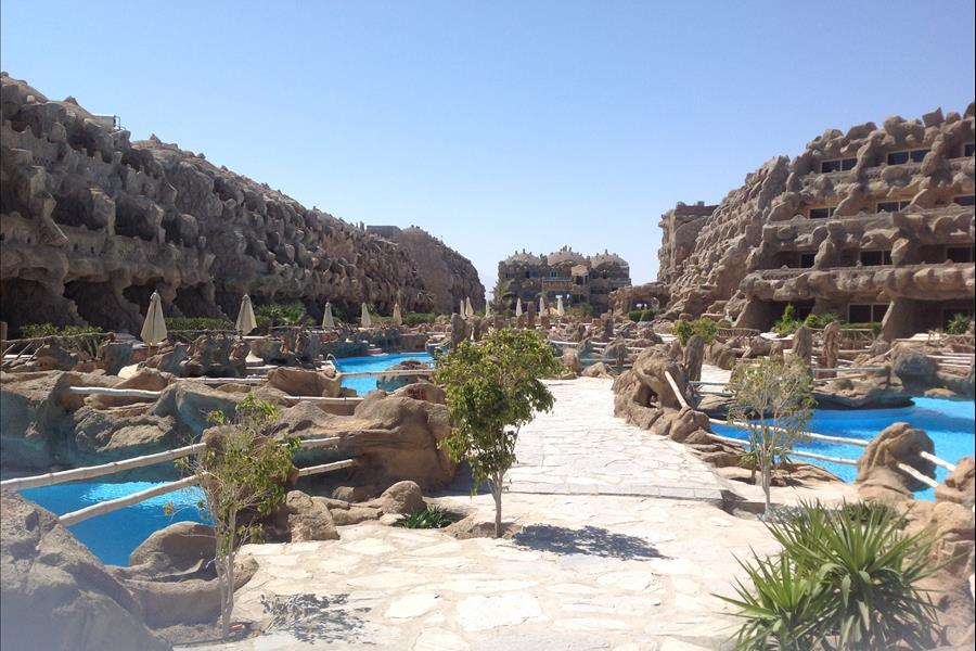 Caves Beach Resort (Kairó - Hurghada)