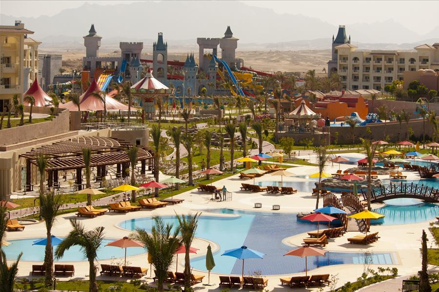 Serenity Fun City (Kairó - Hurghada)