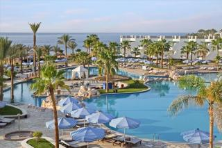 Hilton Sharm Waterfalls