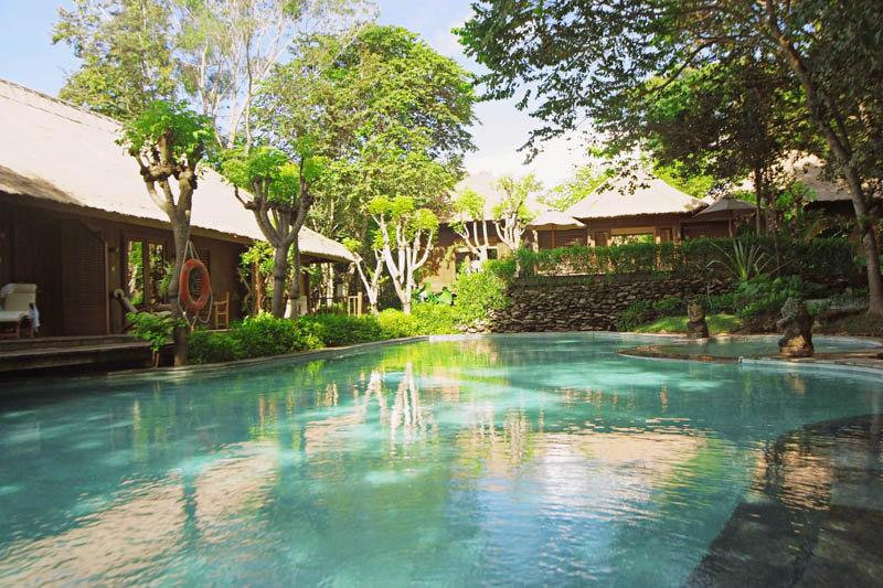The Menjangan Jungle & Beach Resort
