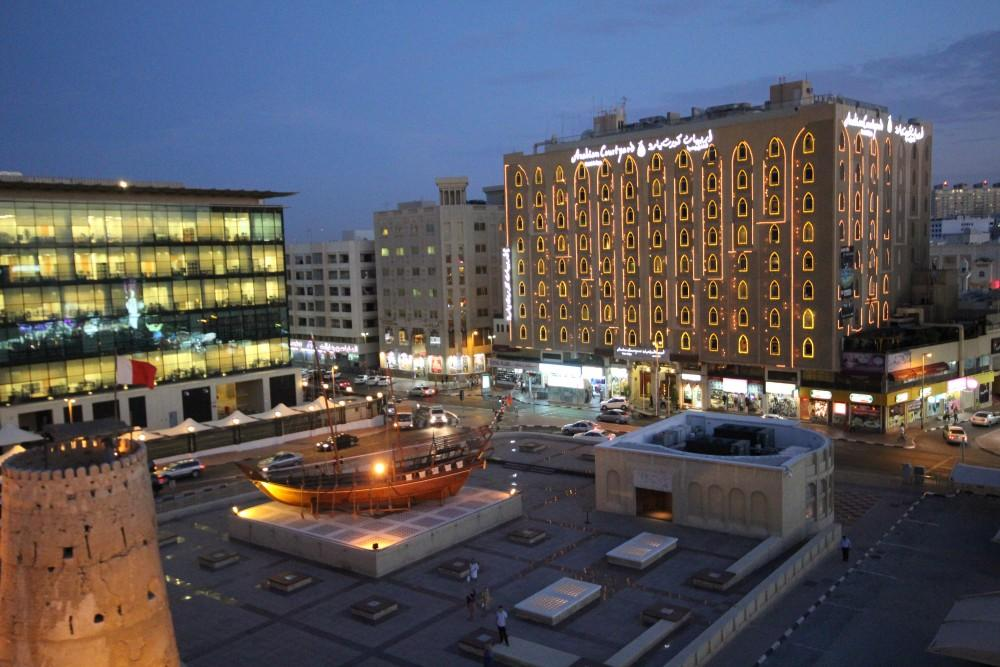 Arabian Courtyard Hotel And Spa