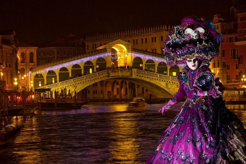 A Farsang- velencei karnevál