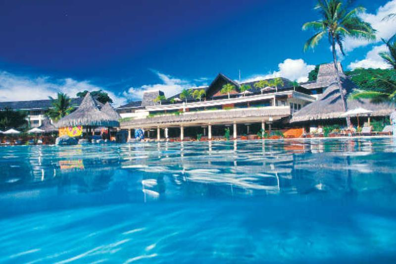 Francia Polinézia - 3 éj Intercontinental Tahiti ***** és 4 éj Intercontinental Moorea Resort ****+