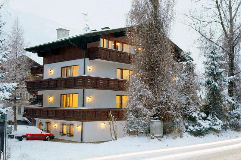Appartement Haus Alpina