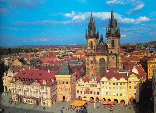 Csehország felfedezése - kastélyok, várak,...