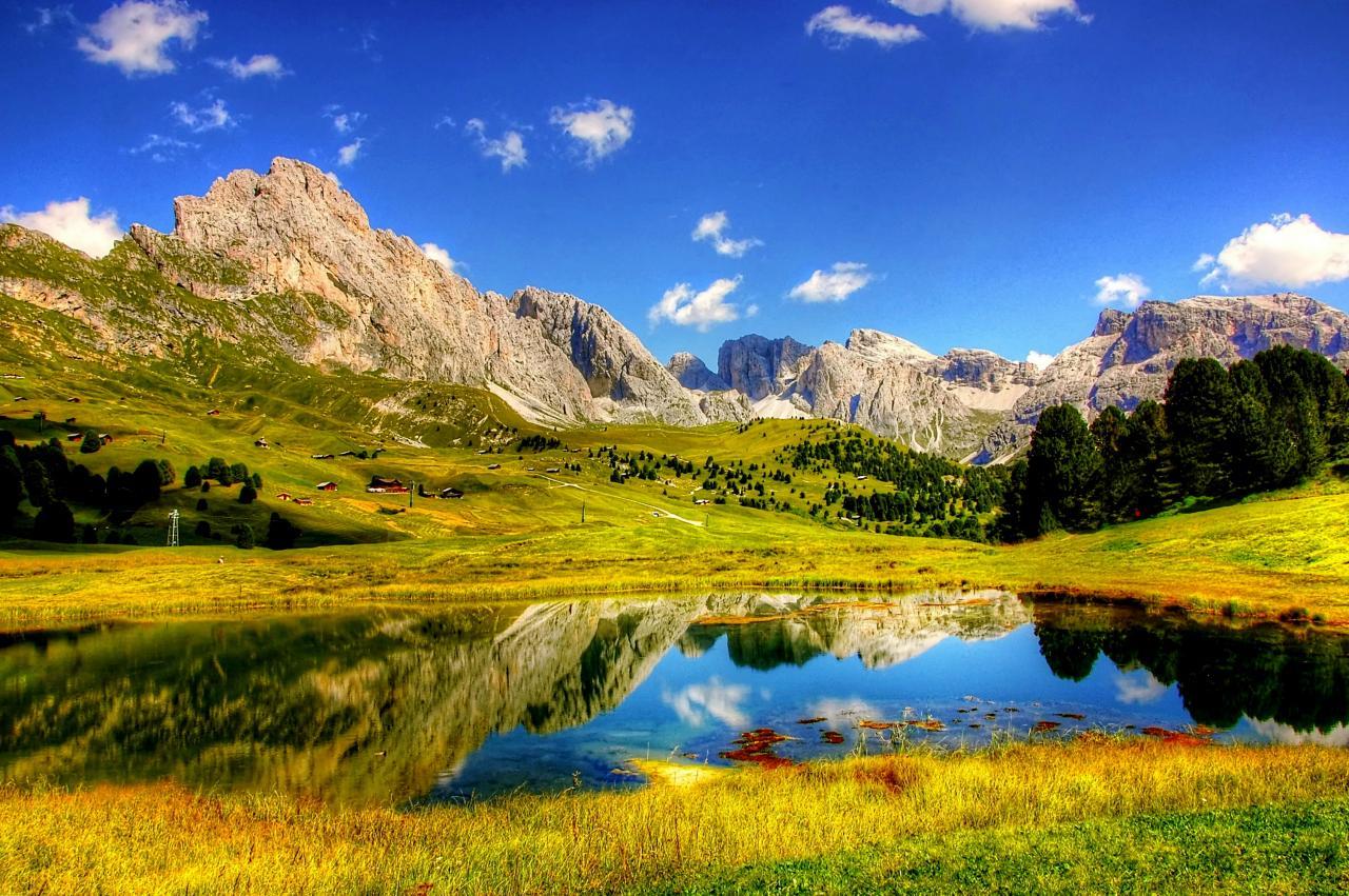 Aktív kikapcsolódás a Dolomitokban: kirándulás vagy via