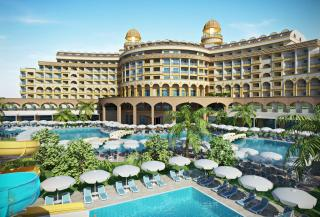 Kirman Hotels Sidemarin Beach & Spa